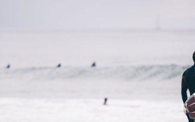 Der Disruption-Surfer – wie reagiert man richtig auf Wellen der Veränderung?