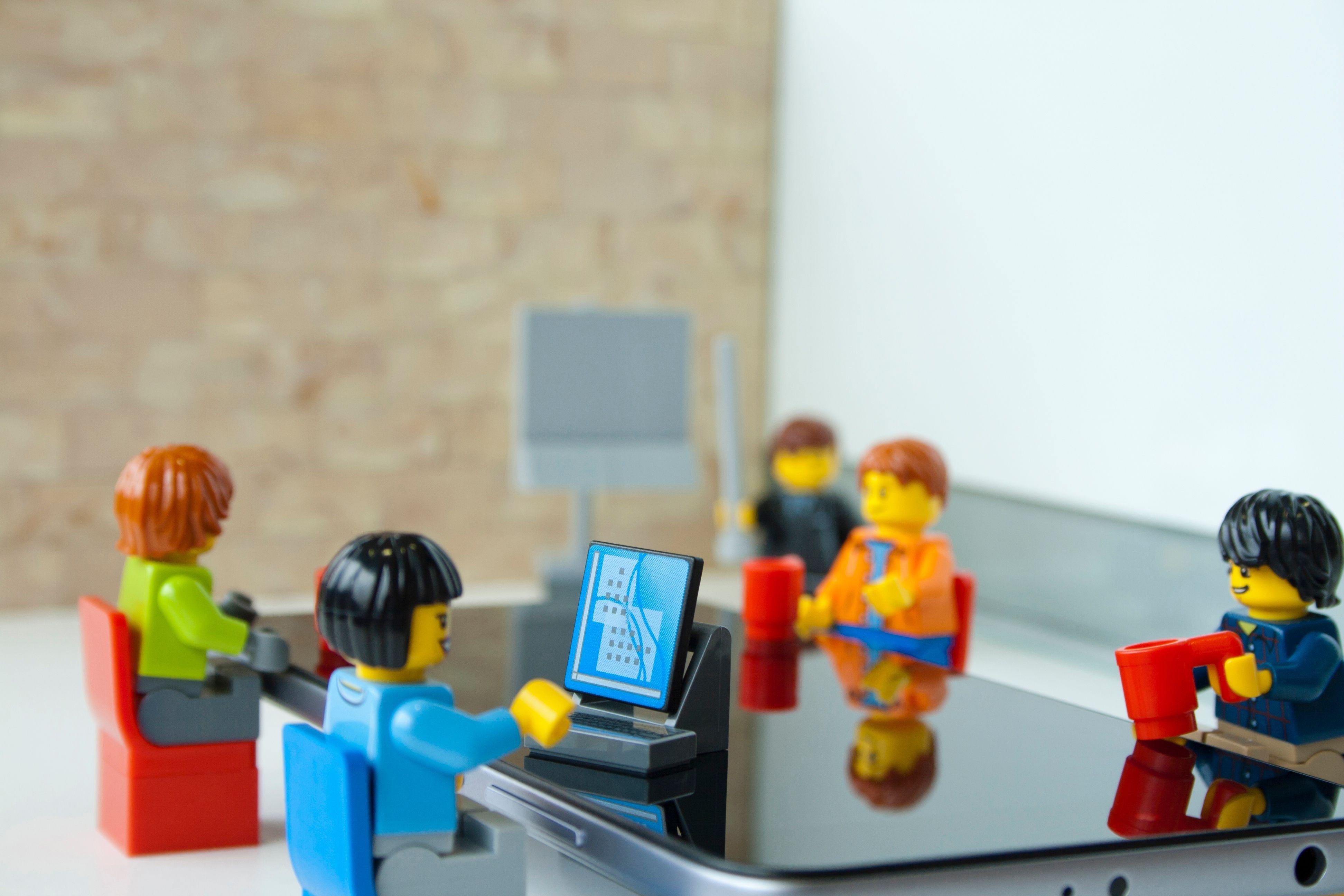 Lego® Serious Play® im Unternehmen