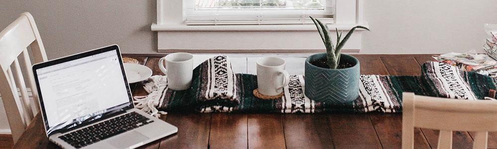 7 Quick Tips für Home Office Produktivität