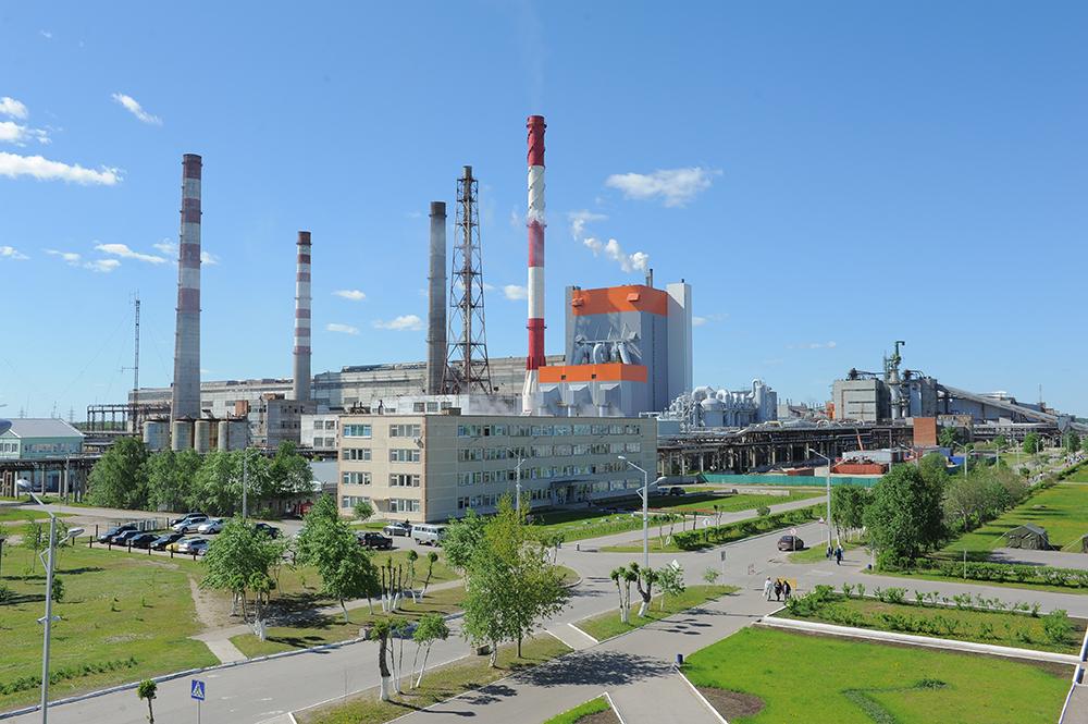 Mondi Factory Syktyvkar