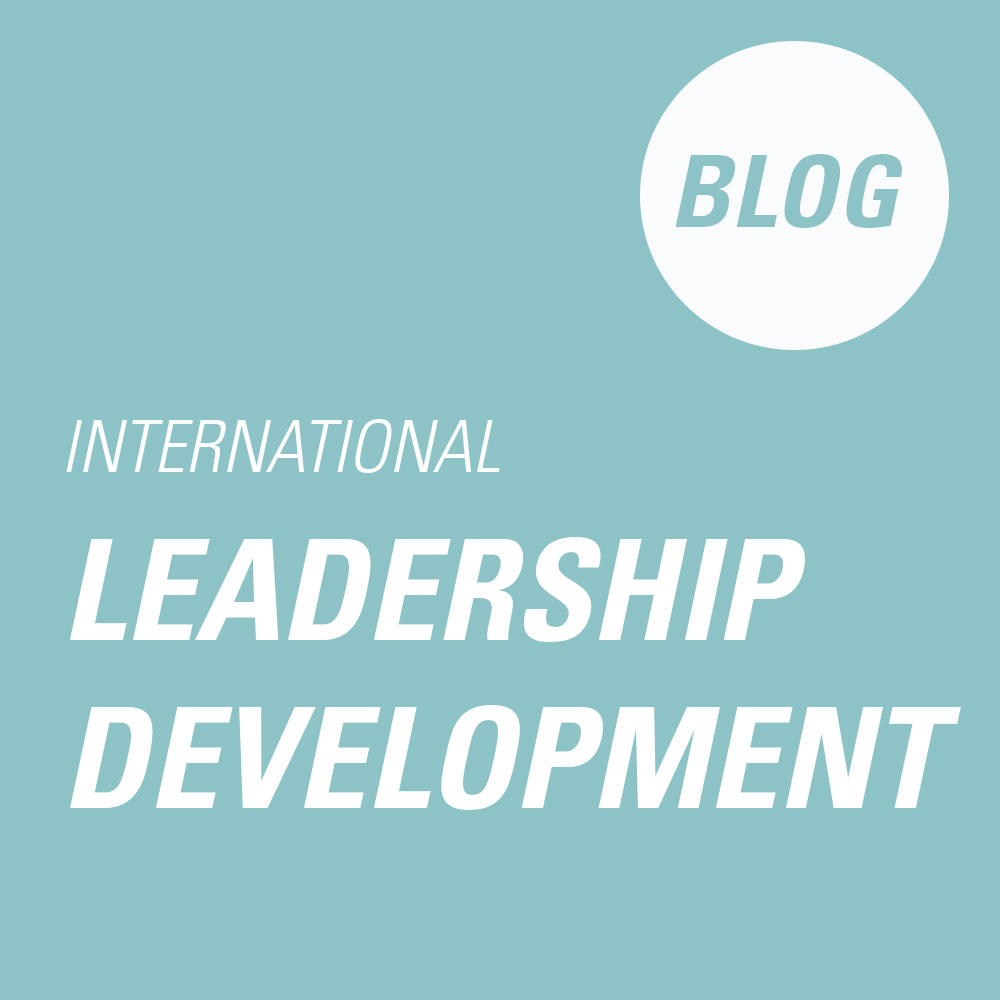 Leadership development around the world blog