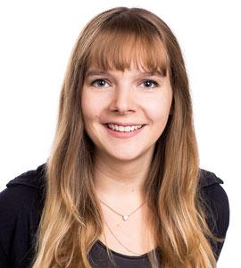 Sarah Ecklebe, BA