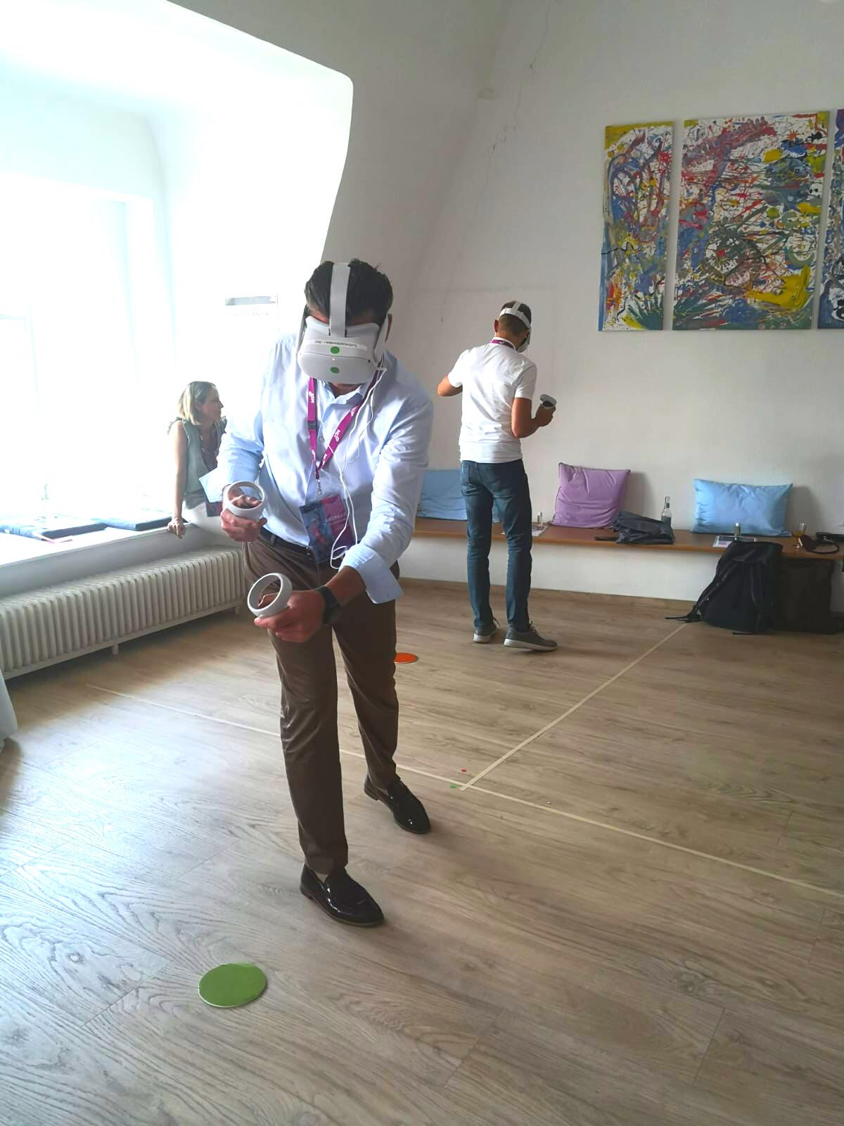 VR für Führungskräfte